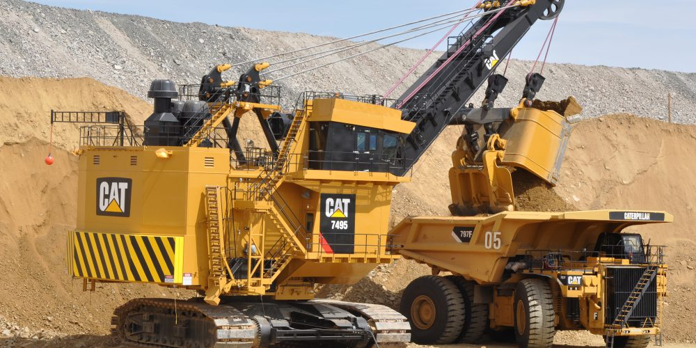 Photo Gallery 10 Biggest Excavators In The World Machineseeker Blog