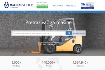 1a67feaa801 Machineseeker now available in Albania, Montenegro and 5 more countries
